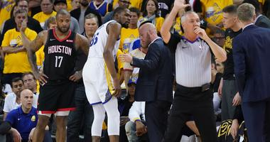 Rockets Can't Take Advantage Of Durant's Injury, Face Elimination