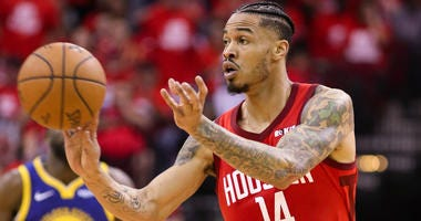 Reports: Rockets' Gerald Green Could Miss Season With Broken Foot