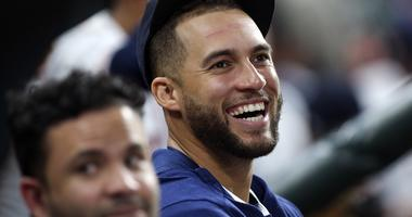 Astros Place Springer On IL, Altuve To Rehab With Round Rock