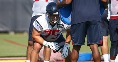 Bill O'Brien on OL: 'We're getting closer to what we believe it'll be""