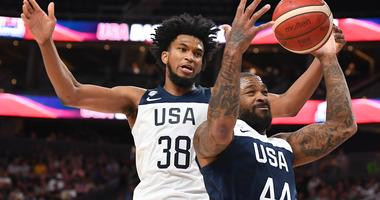 P.J. Tucker Withdraws From Team USA