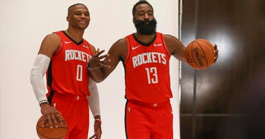 Rockets Optimistic About Chances In 'Wide Open' League