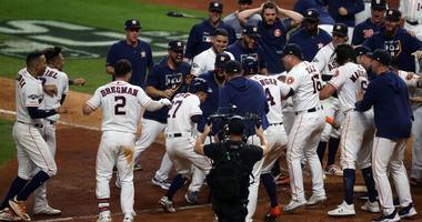 Astros, Altuve Walk-Off to World Series