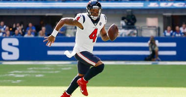 Texans Lose AFC South Battle Against Colts