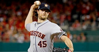 Astros Tender Qualifying Offer To Gerrit Cole