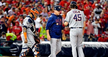 'I Wish We Could've Won A Home Game' | AJ Hinch Reflects On World Series Loss