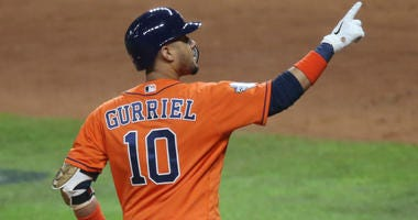 Report: Yuli Gurriel Signs 1-Year Contract With Astros