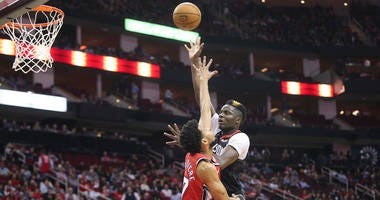 Rockets' Clint Capela Records 4th Straight 20-Rebound Game