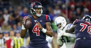Deshaun Watson vs. Colts