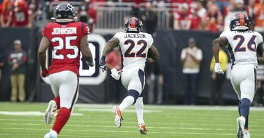 Kareem Jackson Broncos Touchdown