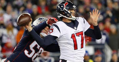 Former Texans QB Brock Osweiler Retires From NFL