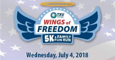 Wings of Freedom 5k