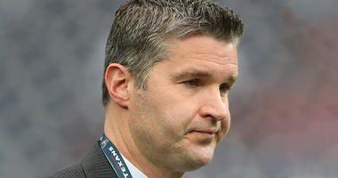 Was Brian Gaine fired because of wandering eyes?