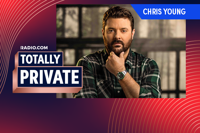 Chris Young Totally Private