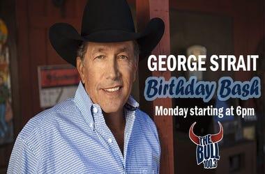 George Strait Birthday Bash