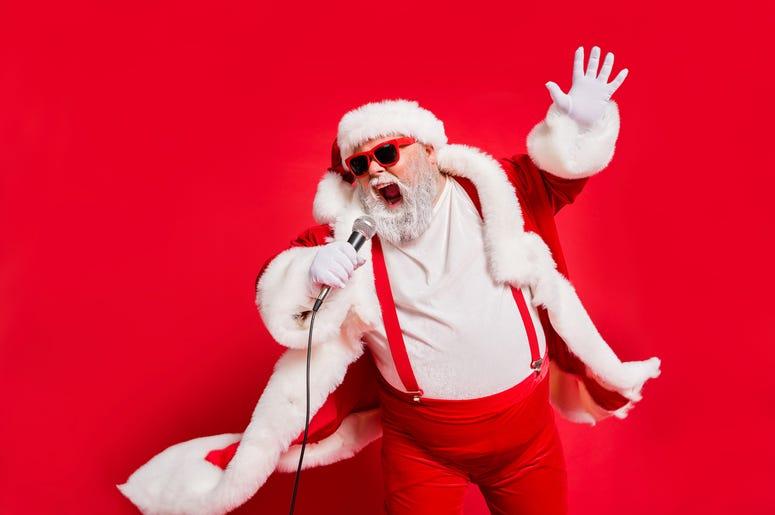 Christmas - Santa Singing