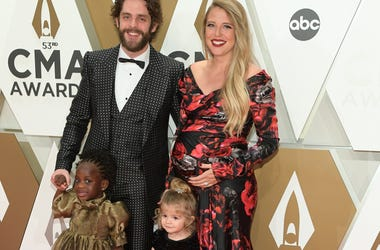Thomas Rhett and Family