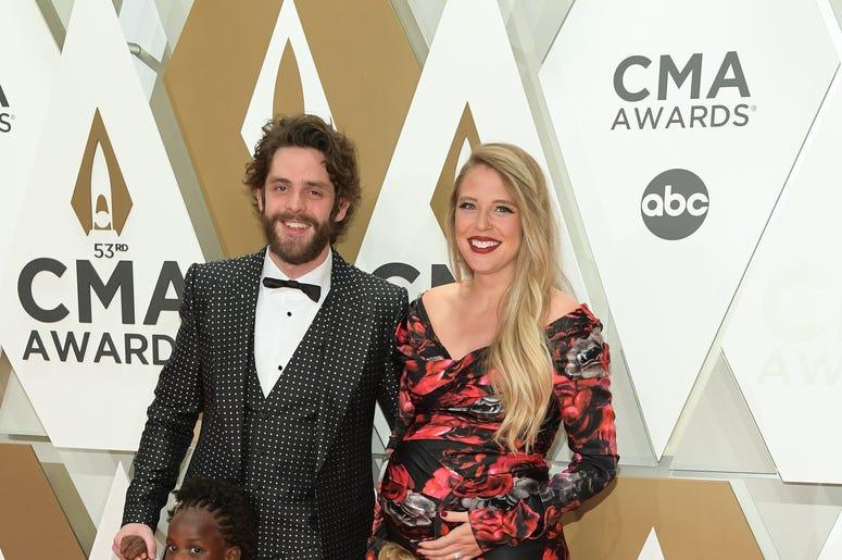 Thomas Rhett and Family