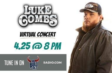 Virtual Concert Luke Combs