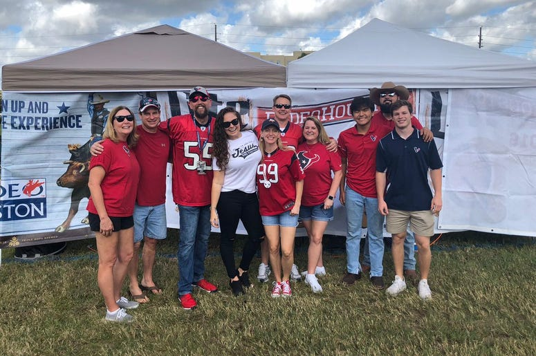 Texans Tailgate