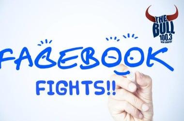 Facebook Fights Houston