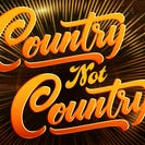 Country Not Country Logo