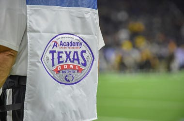 Texas Bowl Banner