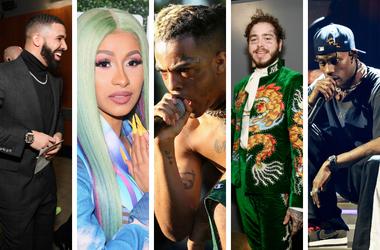 Billboard Music Awards Top Album Nominees