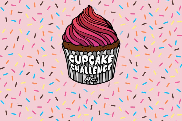 Cupcake Challenge Flipper Artwork