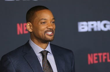 """Will Smith at the Premiere Of Netflix's """"Bright"""" held at Regency Village Theatre on December 13, 2017 in Westwood, CA, USA"""
