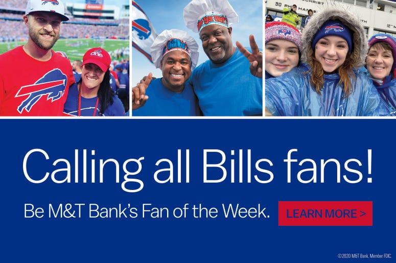 M&T Bills Fan Friday
