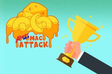 Mac Attack Winners