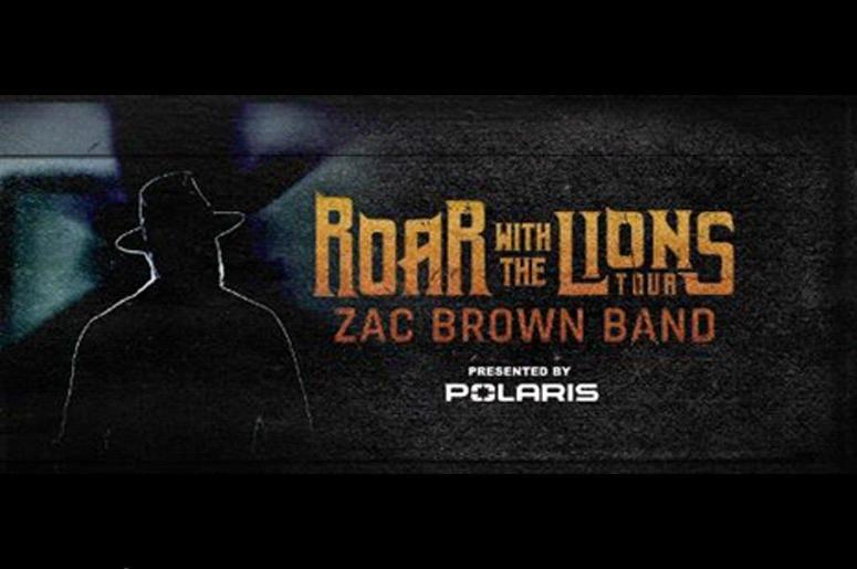 Zac Brown Band 2020 Tour Art
