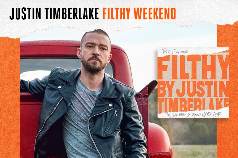 "Justin Timberlake ""Filthy"" World Premiere"