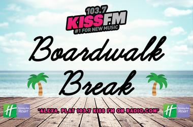 Boardwalk Break