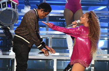 Beyonce and Jay Z
