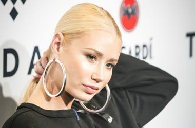 Iggy Azalea attends TIDAL X: Brooklyn at Barclays Center of Brooklyn on October 17, 2017 in New York City.