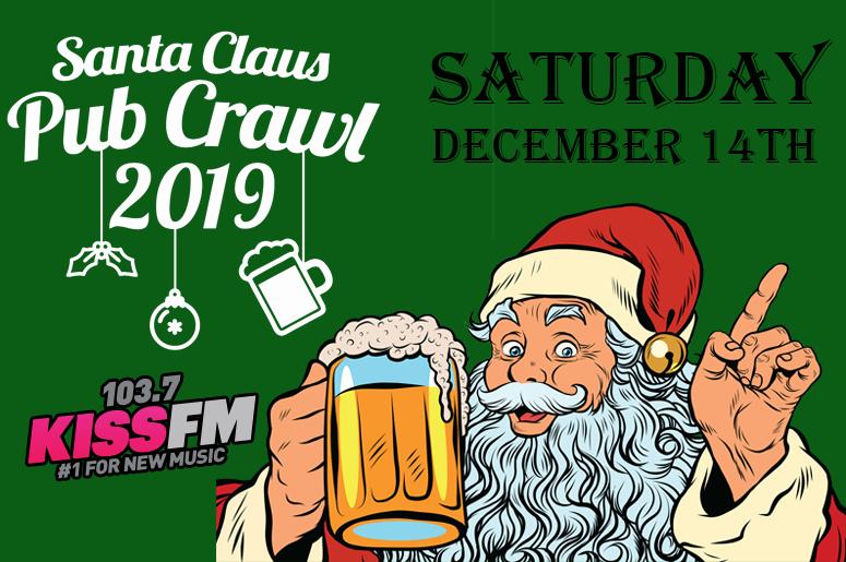 Santa's Pub Crawl