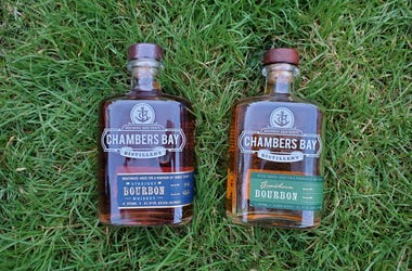 chambers bay distillery