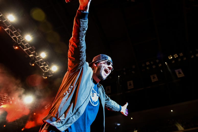 M Shadows of Avenged Sevenfold
