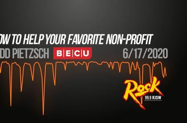 BECU helps your favorite non-profit