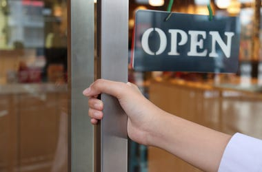 We're Open, Settle