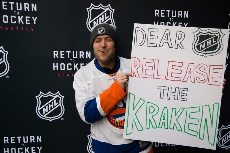 NHL Seattle Kraken