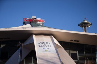 Key Arena is now Climate Pledge Arena
