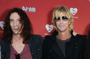 Duff McKagan and Sean Kinney