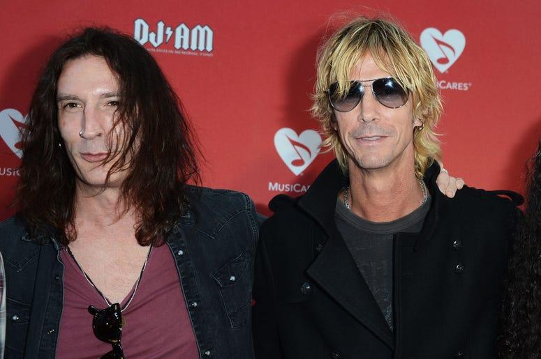 Duff McKagan and Sean Kinney
