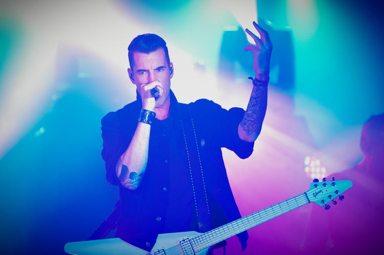 Tyler Connolly of Theory of a Deadman