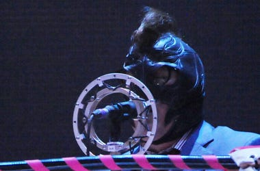 Maynard James Keenan of Puscifer