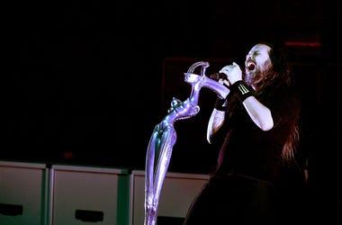 Korn's Jonathan Davis