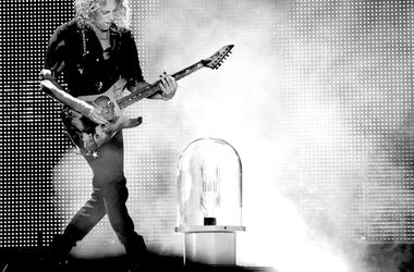 Kirk, Metallica